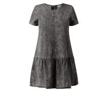 Minikleid aus Denim Modell 'Emilia'