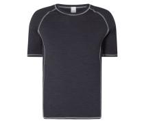 T-Shirt aus Wollmischung