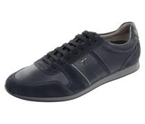 Sneaker 'Clemet' aus Glatt- und Veloursleder