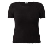 T-Shirt aus Viskosemischung Modell 'Berry'