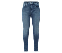Skinny Fit Jeans mit Stretch-Anteil Modell 'Inga'