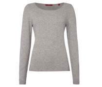Pullover aus weichem, strukturiertem Material