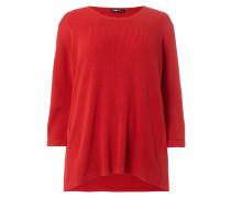 PLUS SIZE - Pullover mit Dreiviertel-Ärmeln