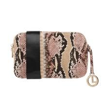 Crossbody Bag in Snake-Optik Modell 'Giselle'