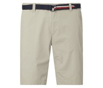 PLUS SIZE Chino-Shorts aus Baumwolle