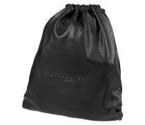 Gym Bag aus echtem Leder