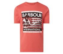 Barbour International x Steve McQueen™ T-Shirt aus Slub Jersey