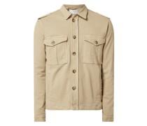 Jacke aus Bio-Baumwollmischung Modell 'Portway'
