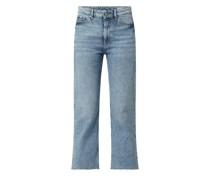 Cropped Jeans mit Stretch-Anteil Modell 'Karolin'