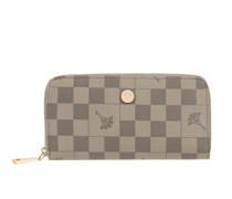 Portemonnaie in Leder-Optik Modell 'Piazza'