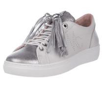 Sneaker aus echtem Leder