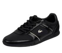 Sneaker aus Leder und Textil Modell 'Menerva'