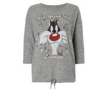 Sweatshirt mit Looney Tunes©-Print