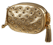 Crossbody Bag in Metallicoptik