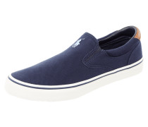 Slip-On Sneaker 'Thompsonine' mit Lederbesatz