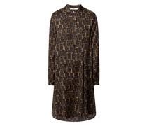 Blusenkleid aus Viskose Modell 'Olympia'