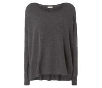 Pullover aus Leinen-Kaschmir-Mix