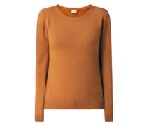Pullover aus Viskosemischung Modell 'Ril'
