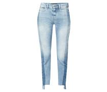 Skinny Fit Jeans mit Schattierungen