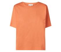 T-Shirt aus merzerisierter Baumwolle Modell 'Kajaa'