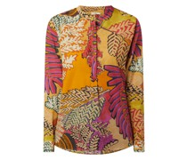 Blusenshirt aus Baumwolle Modell 'Janice'