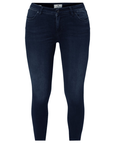 Super Skinny Fit Cropped Jeans