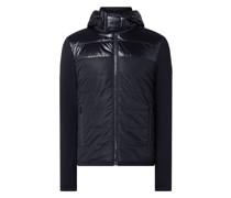 Jacke mit Wattierung Modell 'Seeger'