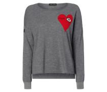 Pullover mit Herz-Motiv