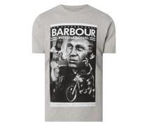 Barbour International x Steve McQueen™ T-Shirt mit Print
