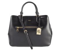 Handtasche aus Leder mit Saffiano-Struktur