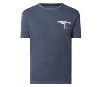 Regular Fit T-Shirt mit Peanuts™-Print