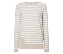 Pullover mit Streifenmuster