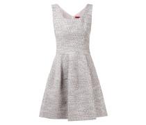 Kleid mit leicht schimmerndem Muster
