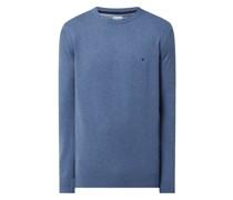 Pullover aus Baumwolle Modell 'Julian'