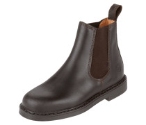 Chelsea Boots mit Gummisohle