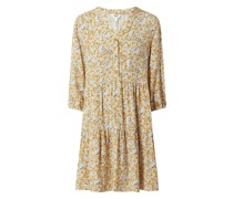 Kleid mit Paisley-Muster Modell 'Marie'