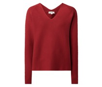 Pullover aus Bio-Baumwolle Modell 'Faarina'