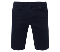 Rinsed Washed 5-Pocket-Jeansbermudas