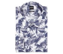 Slim Fit Freizeithemd aus Baumwolle Modell 'Ronni'