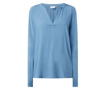 Blusenshirt aus Viskose Modell 'Kacalina'
