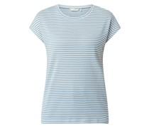 Shirt mit Streifenmuster Modell 'Caterina'