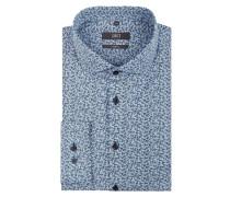 Regular Fit Business-Hemd mit extralangem Arm