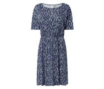 Kleid aus Viskosemischung Modell 'Lisa'