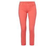 Coloured Slim Fit 5-Pocket-Jeans