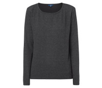 Pullover mit Fischgrat-Dessin