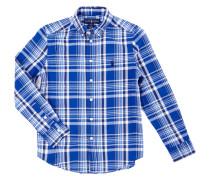 Hemd aus Baumwolle mit Karomuster
