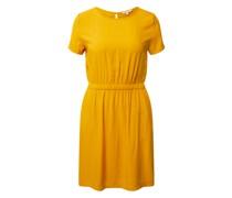Kleid mit Gummizug im Taillenbereich