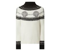 Pullover mit Alpaka-Anteil Modell 'Ewin'