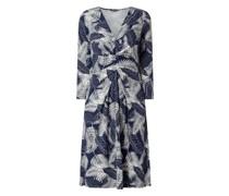 Kleid mit Drapierung Modell 'Soul'