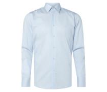 Regular Fit Business-Hemd mit Streifenmuster